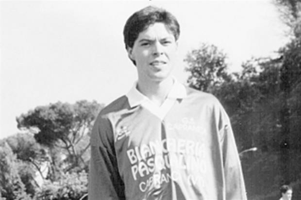 Addio a Luca Pulino, l'eroe del calcio che per anni aveva lottato contro la Sla