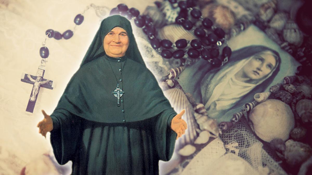 Preghiera alla Beata Madre Speranza