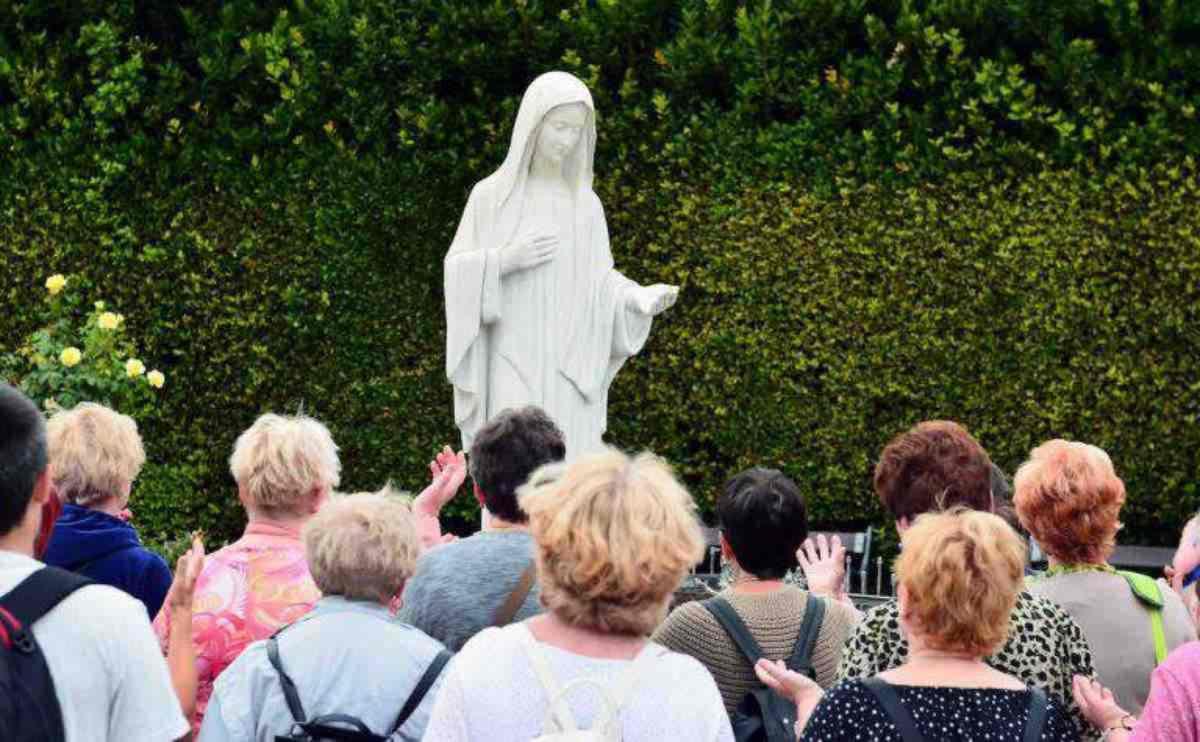 Medjugorje: la Madonna ogni giorno ci guida e aiuta