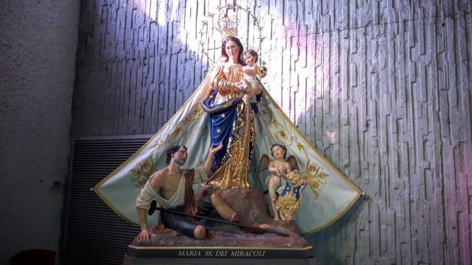 Madonna dei Miracoli: oggi è il quarti giorno di Novena