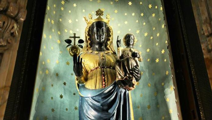 Devozione alla Madonna di Oropa