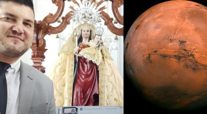 Madonna su Marte