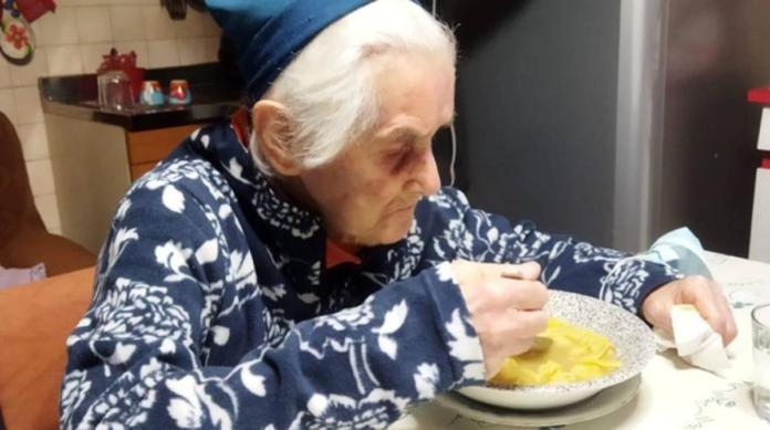 Maria Buscherini, 94 anni, ha sconfitto il Coronavirus