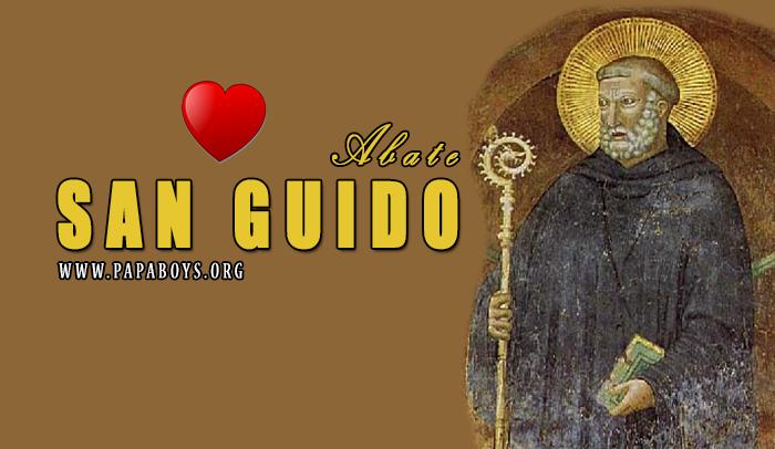 San Guido di Pomposa, abate