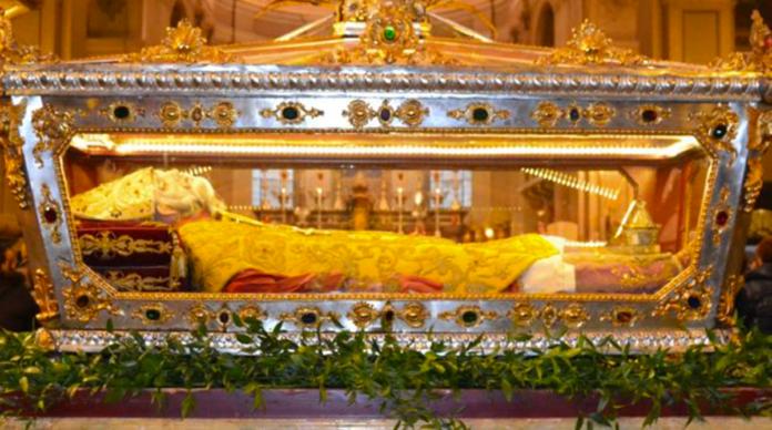 San Marziano, Vescovo. Vita e Preghiera