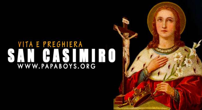 San Casimiro, Principe