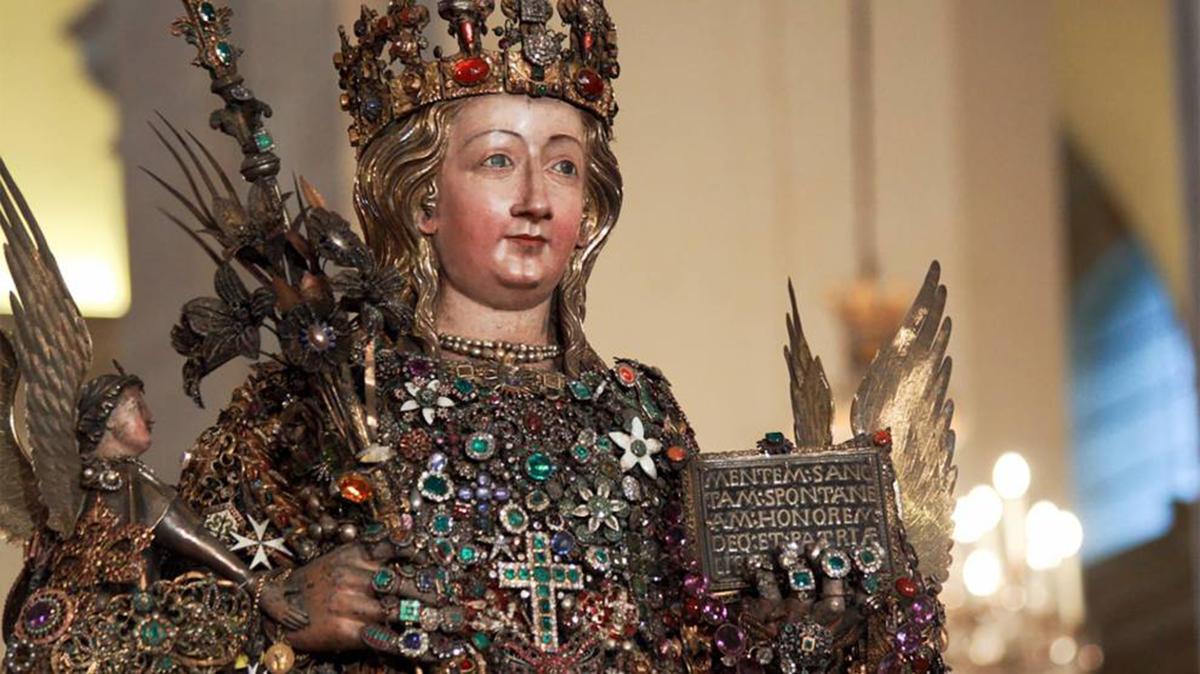 """Il miracolo di Maurizio: """"Mia moglie ha fatto un voto a Sant'Agata"""""""