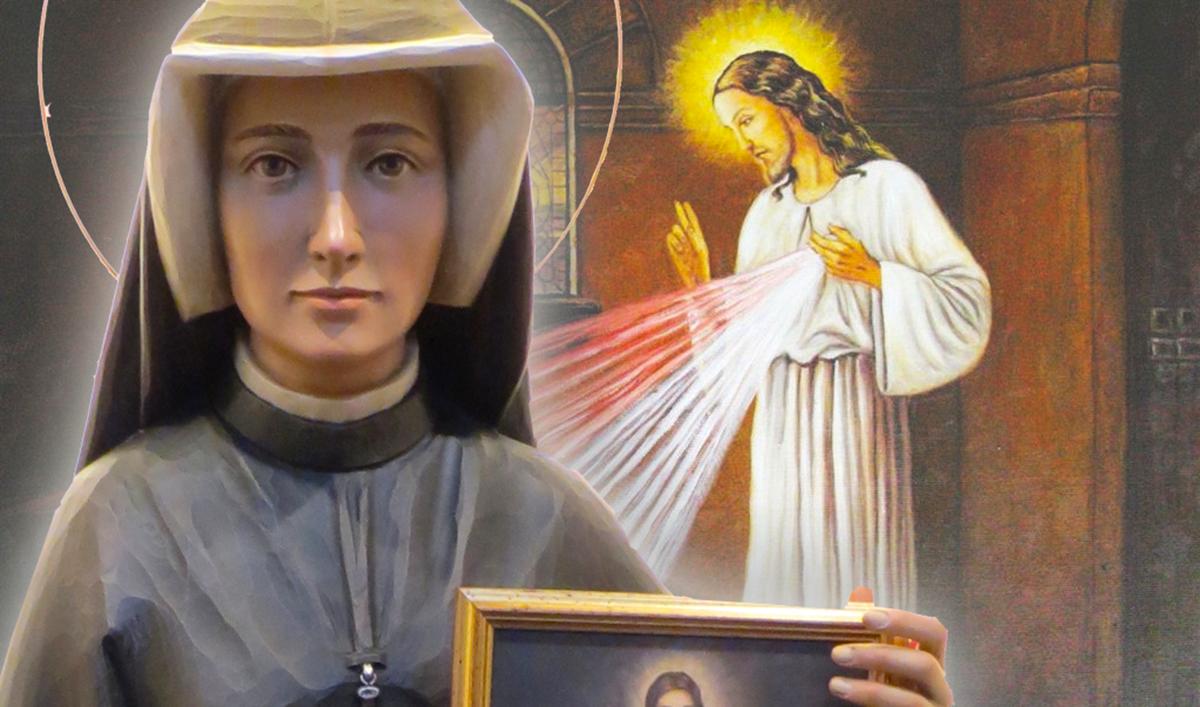 Santa Faustina e le frasi di Gesù (www.ildiariodisuorfaustina.com)