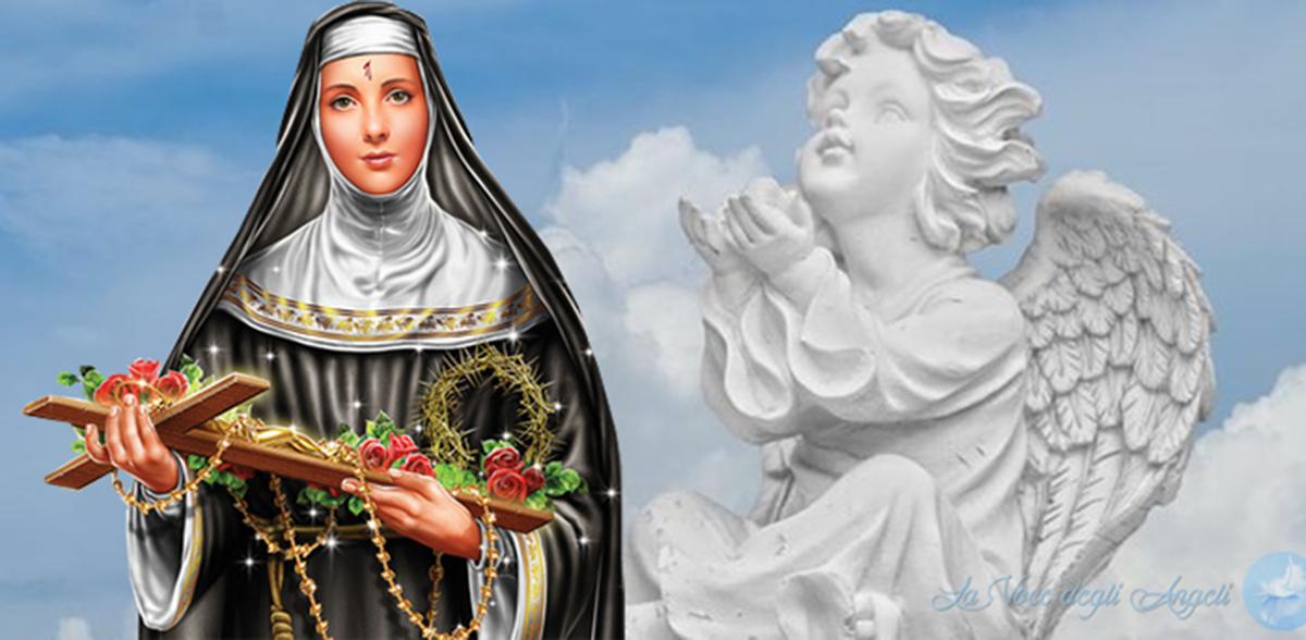 Un miracolo di Santa Rita