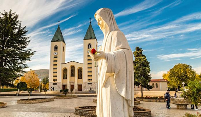 La Madonna di Medjugorje ci guida