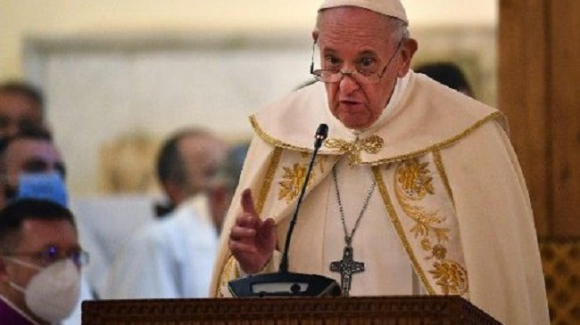 Papa Francesco Messa 6 marzo Baghdad