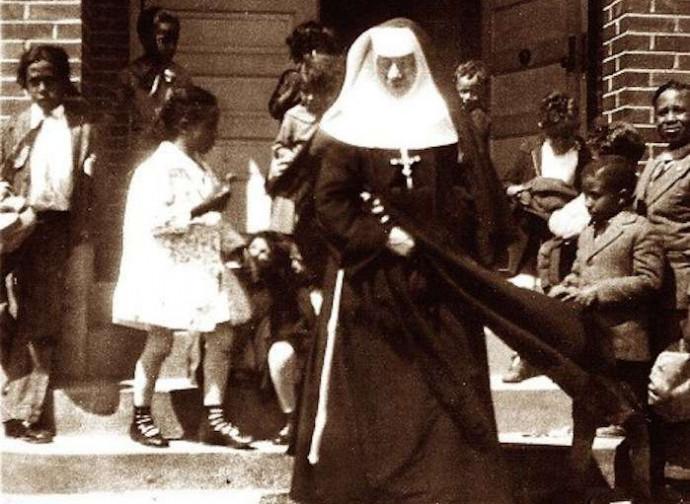 Santa Caterina Drexel, Fondatrice