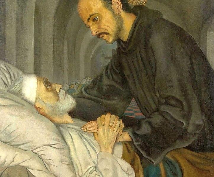 San Giovanni di Dio, Religioso