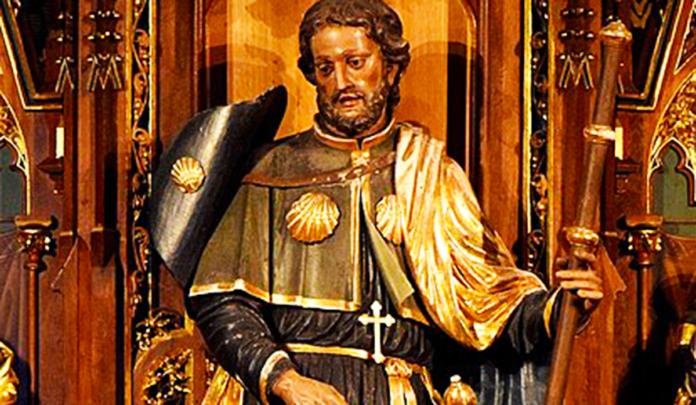 Supplica a San Rocco di Montpellier