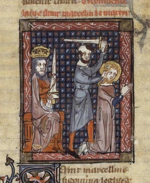 San Marcellino, papa: ecco chi era e una preghiera