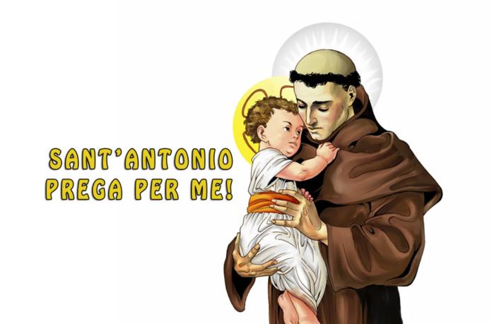 Tre frasi e una preghiera a Sant'Antonio di Padova