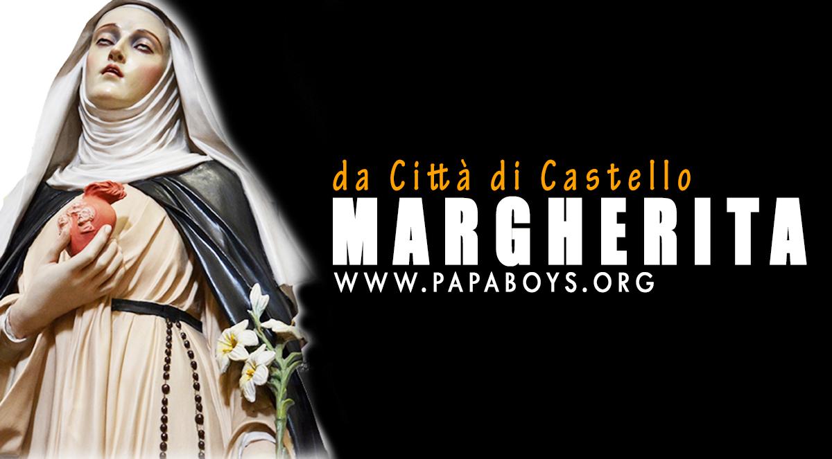 Sarà santa beata Margherita di Città di Castello
