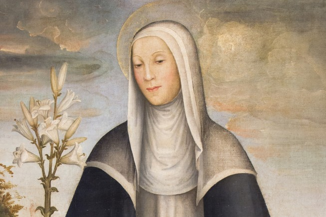 Sant'Agnese da Montepulciano, la mistica del liquido profumato