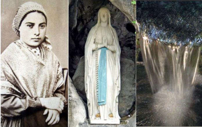 Chiedi una grazia a Santa Bernadette