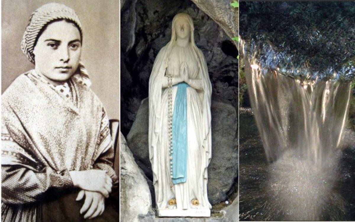 Novena a Santa Bernadette: 10 Aprile 2021
