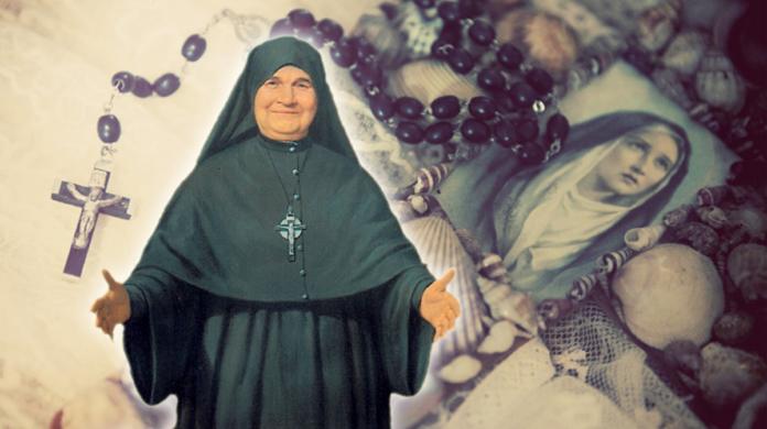 Supplica a Madre Speranza per chiedere una grazia