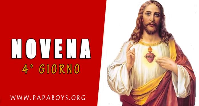 Novena alla Divina Misericordia: 4° Giorno (5 Aprile 2021)