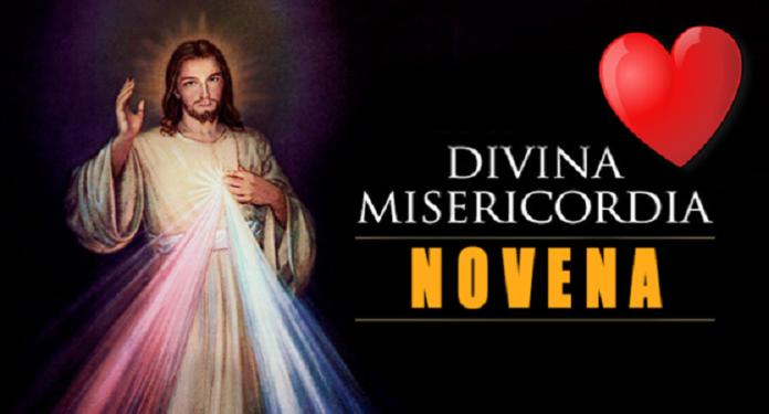 Novena alla Divina Misericordia: 1° Giorno