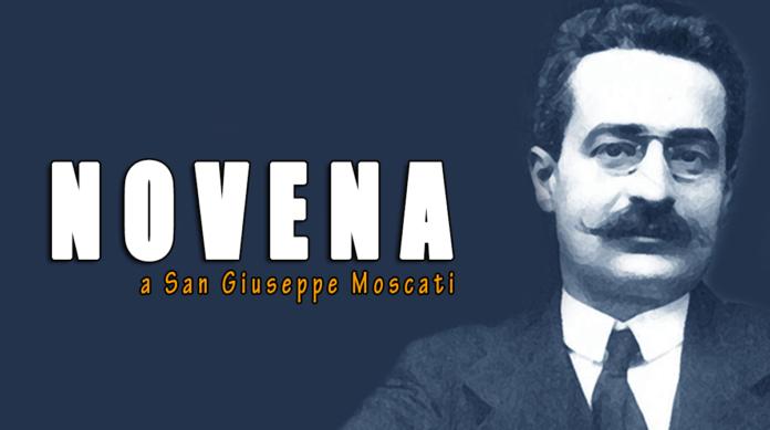Novena a San Giuseppe Moscati