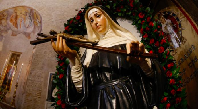 I Giovedì di Santa Rita (www.sanbenedettoinpiscinula.it)