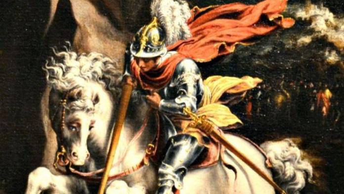 Novena a San Giorgio per sconfiggere il drago infernale