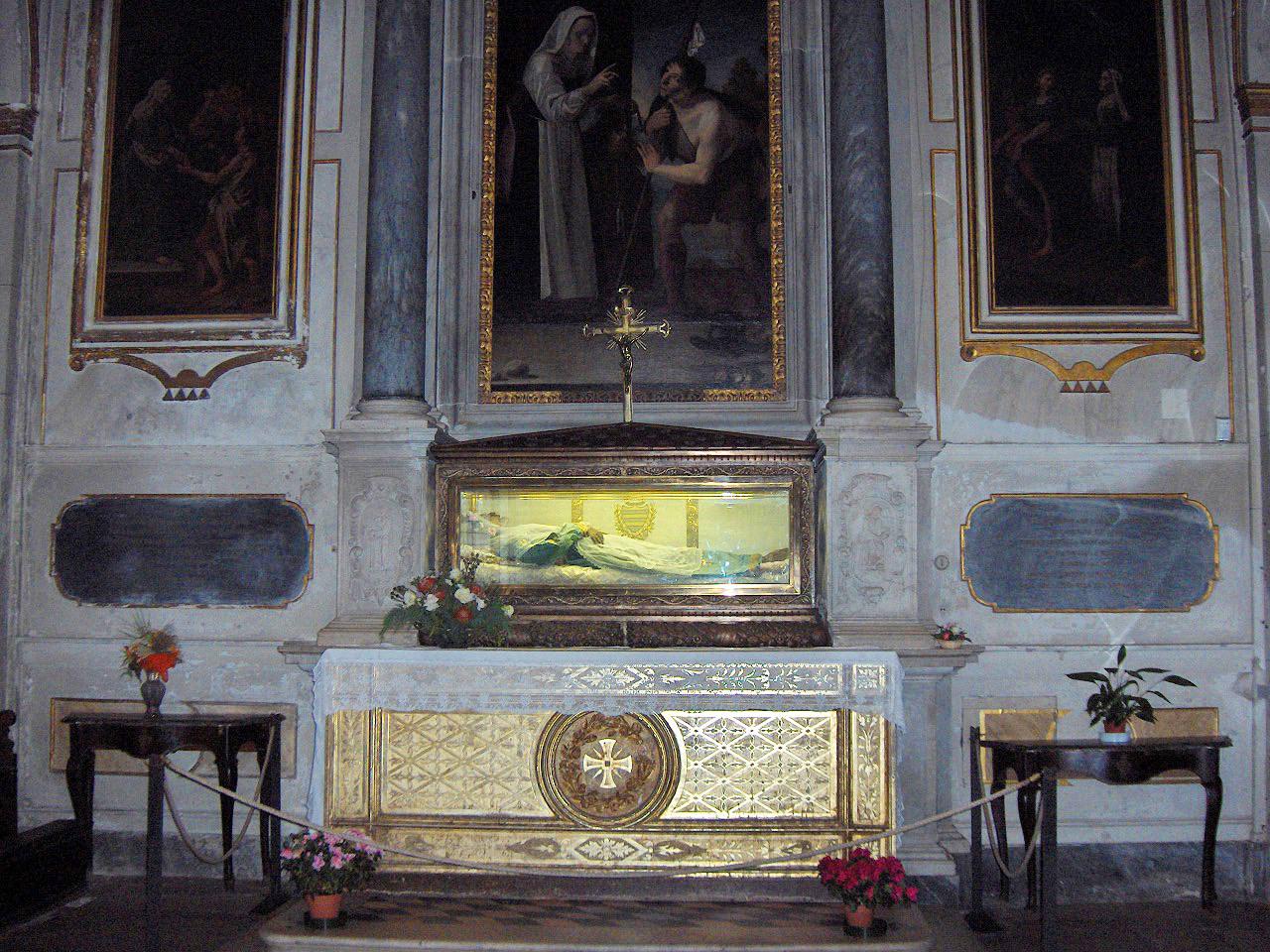 Santa Zita di Lucca, Vergine