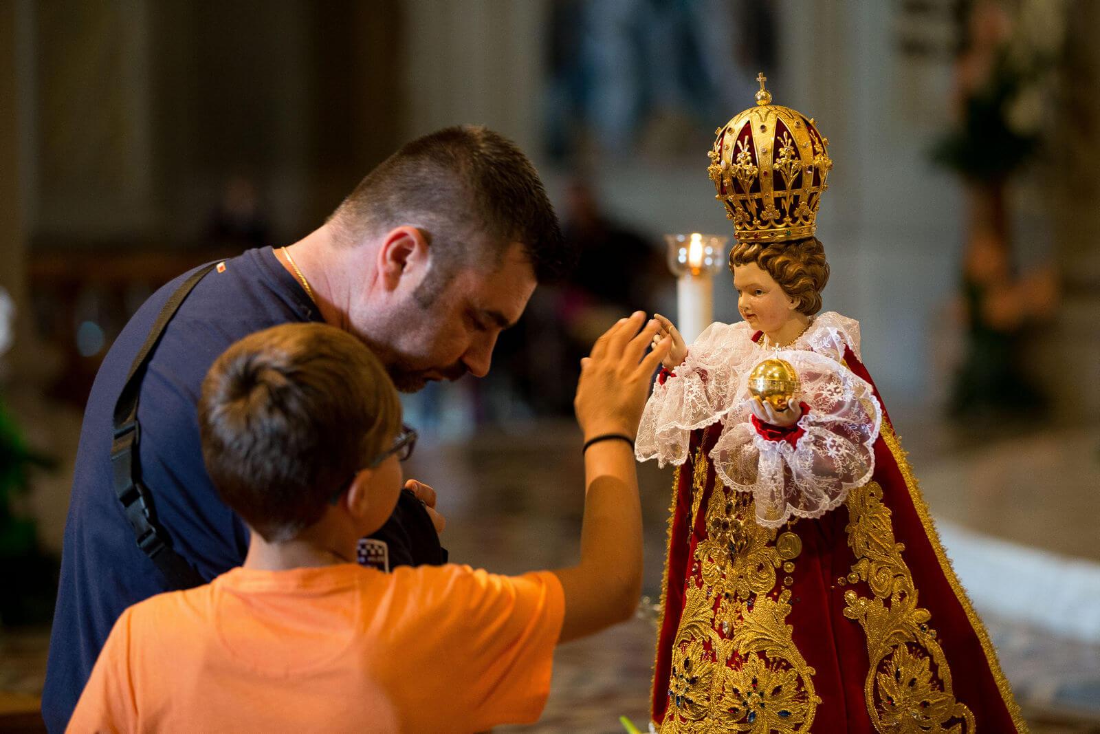 Preghiera al Bambino Gesù di Praga