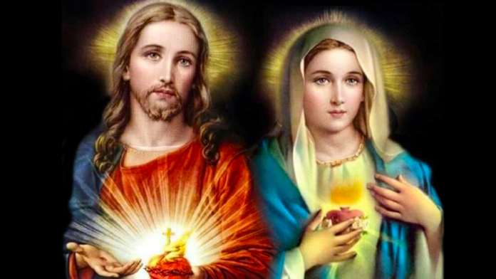 La Festa della Divina Misericordia con la Madonna di Medjugorje