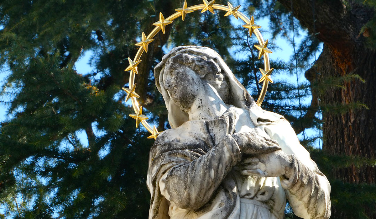 Preghiera alla Madonna per ricevere grazie
