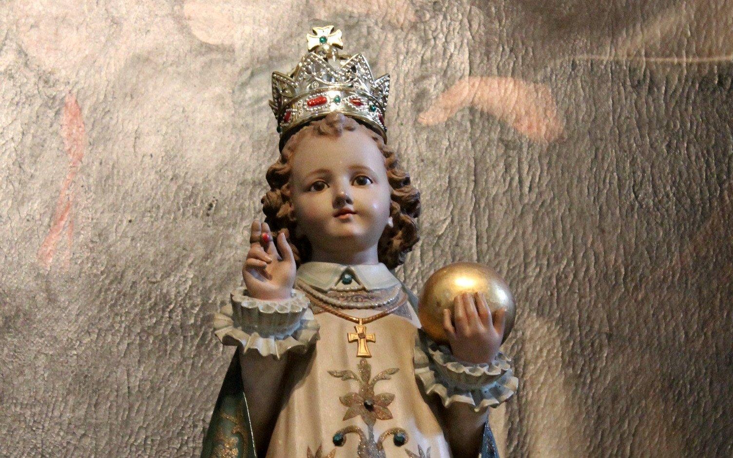 La preghiera del Malato a Gesù Bambino di Praga