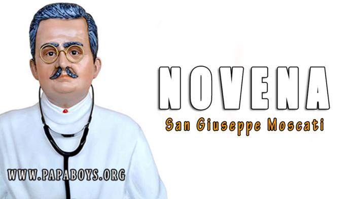 Novena a San Giuseppe Moscati: 6° giorno di preghiera