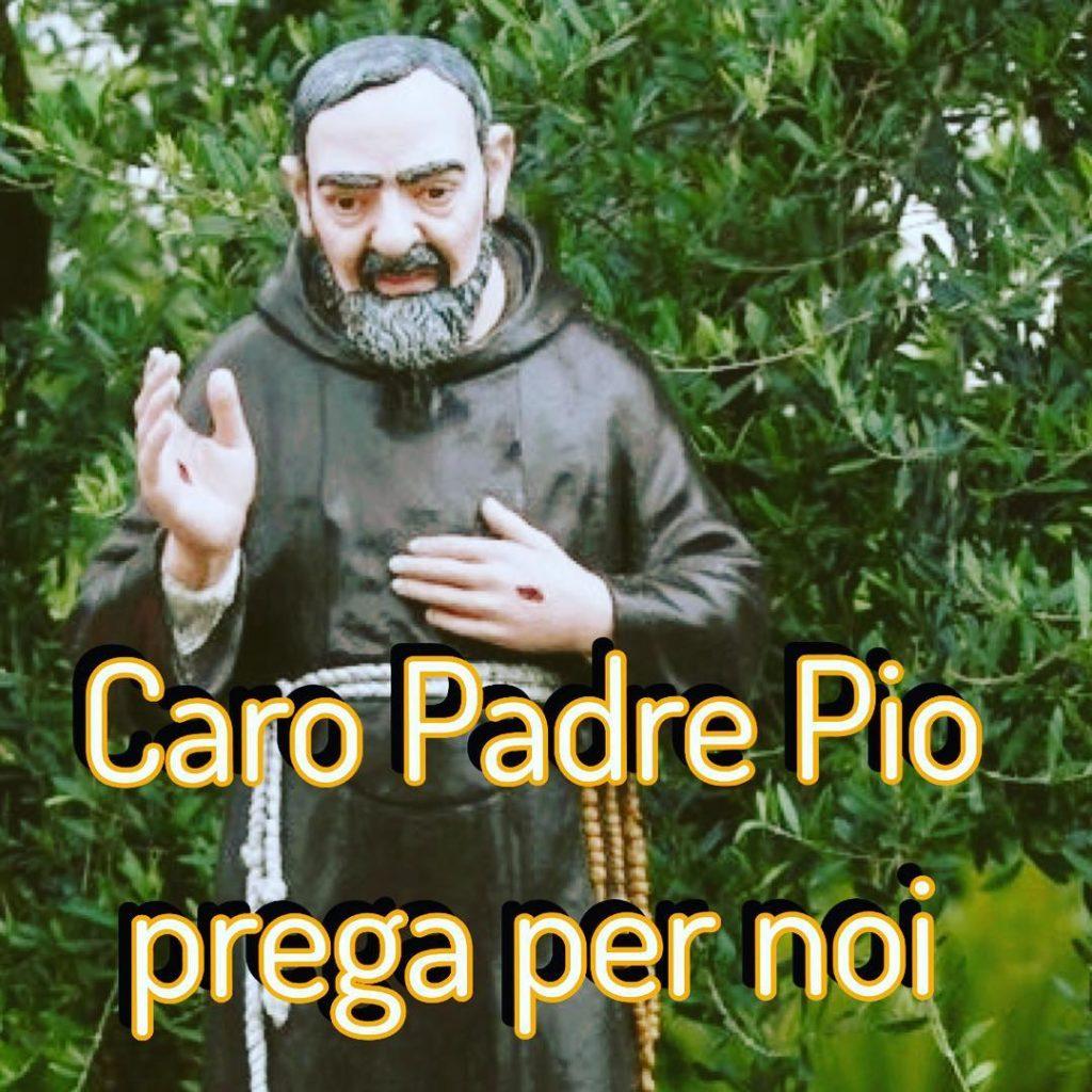 Invochiamo l'aiuto di Padre Pio nella nostra giornata