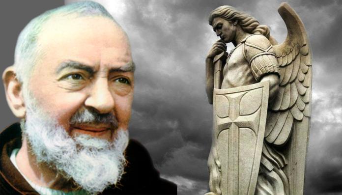 Invoca il Tuo Angelo Custode con Padre Pio