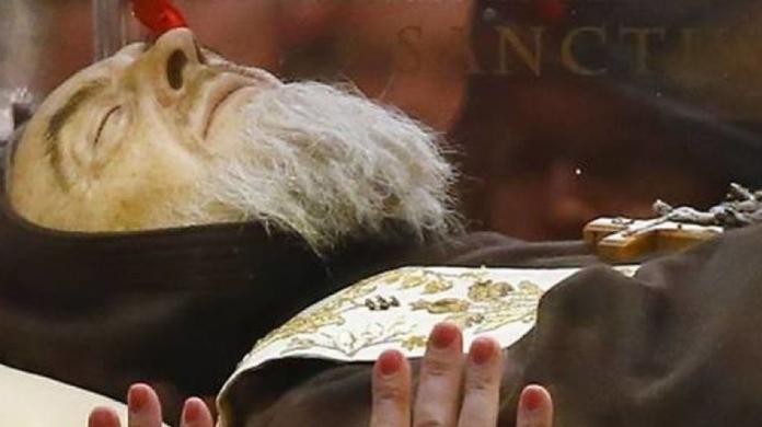 La rubrica dedicata a Padre Pio