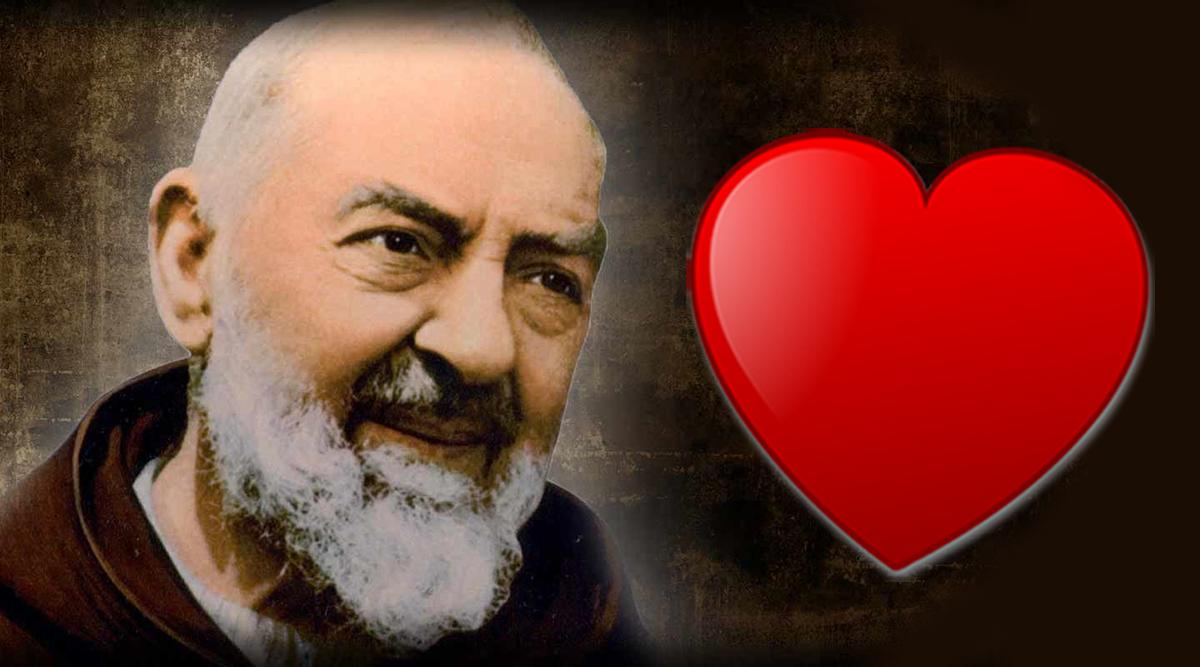 Padre Pio da Pietrelcina e la spina conficcata nel cuore