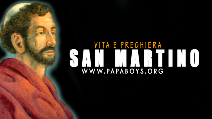 San Martino I, Papa: miracoli e preghiera