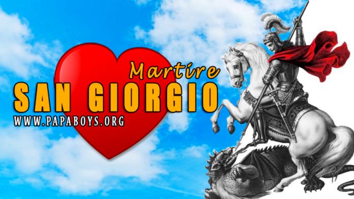San Giorgio, martire: vita e preghiera
