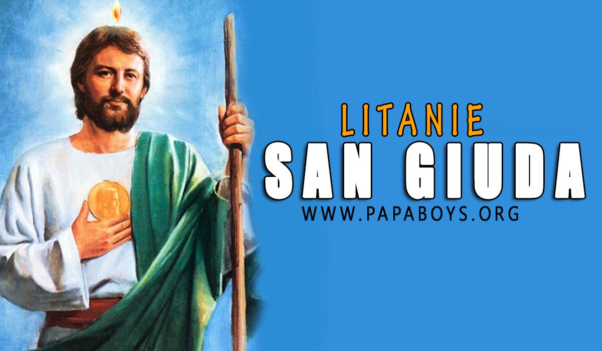 Litanie a San Giuda Taddeo