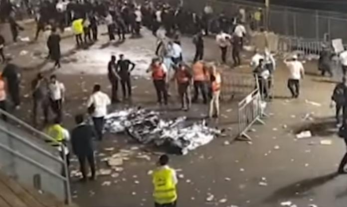 Israele: 44 morti e 150 feriti ad un raduno religioso
