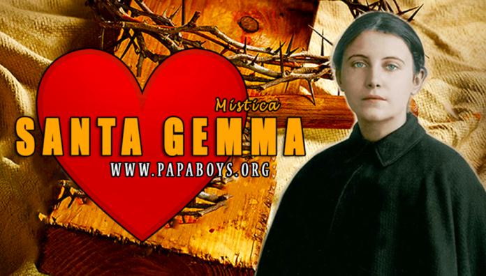 Santa Gemma Galgani