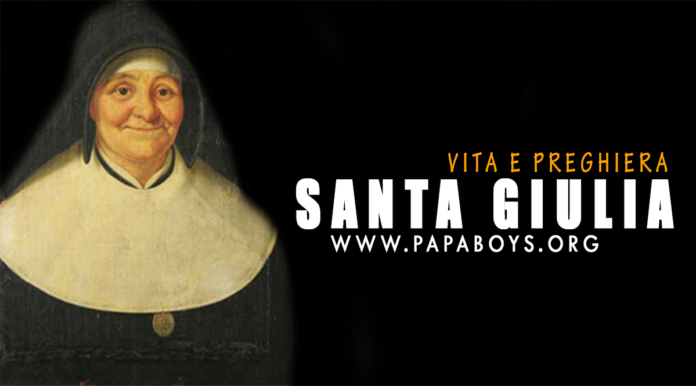 Santa Maria Rosa Giulia Billiart