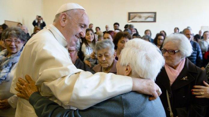 Papa Francesco. Giornata Mondiale dei Nonni e degli Anziani