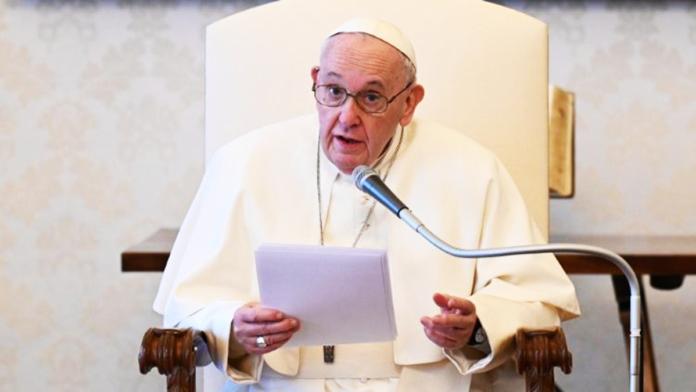 Udienza generale di Papa Francesco, 21 Aprile 2021 - Vatican Media