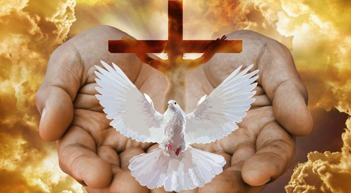 Preghiera allo Spirito Santo e a Dio Padre da recitare appena alzati!
