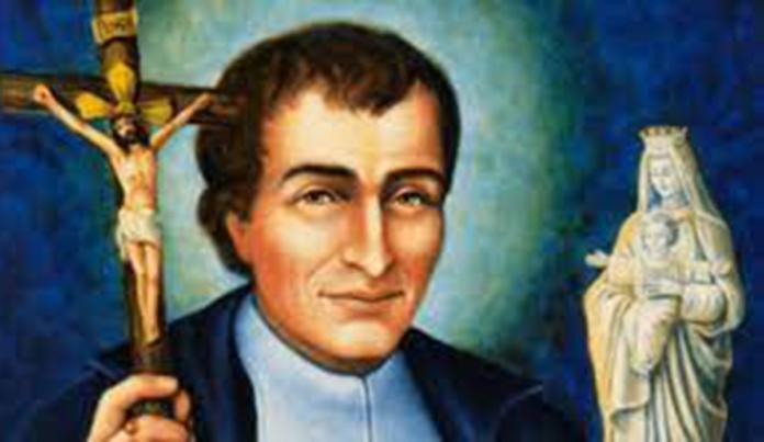 San Luigi Maria Grignion da Montfort